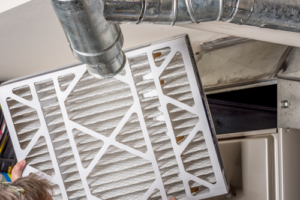 Tip for Next Fall; Change Your Furnace Filter